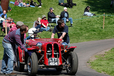 500 Owners Wiscombe Hillclimb pictures by Don Stringer